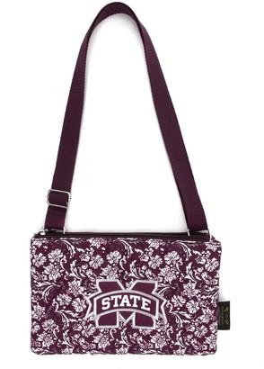 Mississippi State Bulldogs Bloom Crossbody Bag