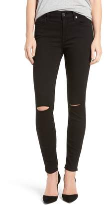 7 For All Mankind b(air) Ankle Skinny Jeans