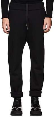 Helmut Lang Men's Straight-Leg Jogger Pants - Black