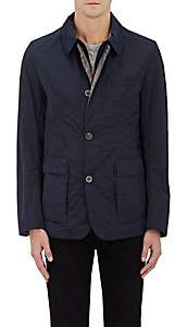 Gimos GIMOS MEN'S WATER-REPELLENT TECH-TAFFETA JACKET-NAVY SIZE 48