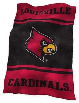 University of Louisville UltraSoft Blanket