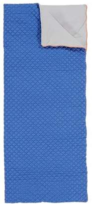 Pottery Barn Teen Quilted Solid Sleeping Bag, Royal Blue