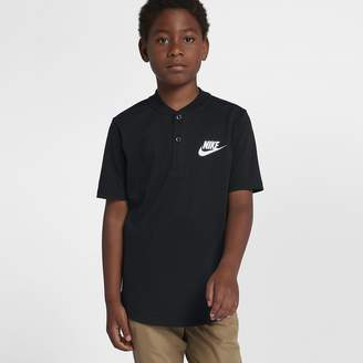 Nike Sportswear Big Kids' (Boys') Short Sleeve Top