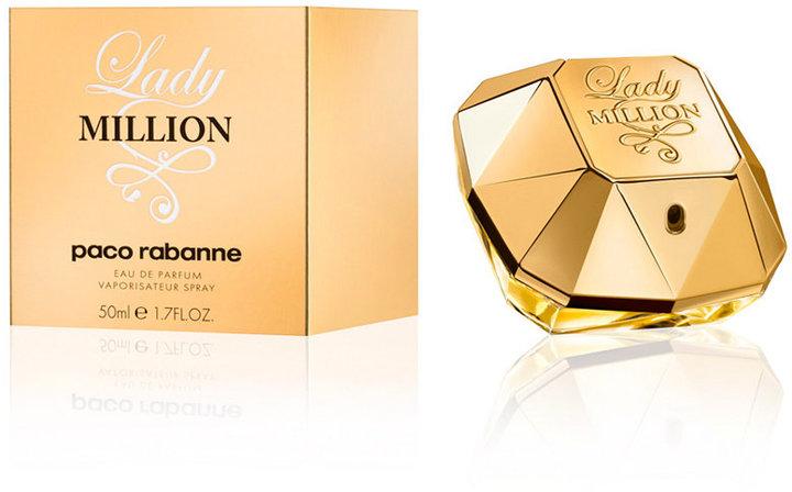 Paco Rabanne Lady Million Eau de Parfum, 1.7 oz - A Macys.com Exclusive