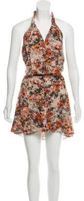 Edun Silk Textured Dress