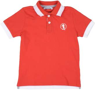 Bikkembergs Polo shirts - Item 37950894FQ