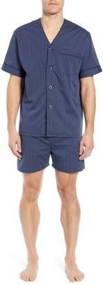 Majestic International Edward Easy Care Short Pajama Set