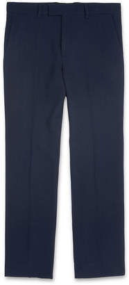 Whistles Slim-Fit Waffle Trousers