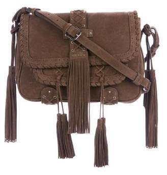 Barbara Bui Fringe-Accented Crossbody Bag