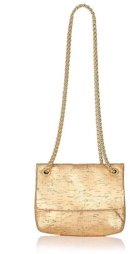 Elie Tahari Cynthia Cork Shoulder Bag