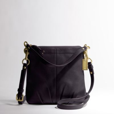 Brooke Leather Crossbody