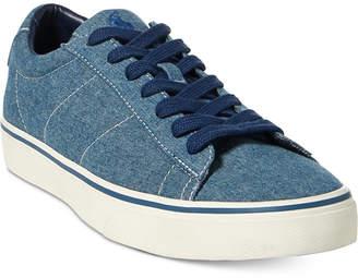 Polo Ralph Lauren Men's Sayer Low-Top Sneakers Men's Shoes