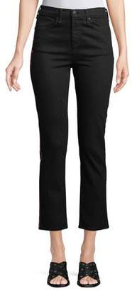 Rag & Bone High-Rise Cigarette Ankle Jeans