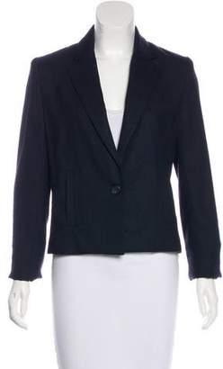 A.L.C. Notch-Lapel Wool Blazer