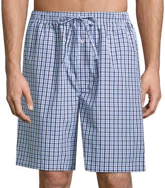 STAFFORD Stafford Men's Poplin Pajama Shorts - Big