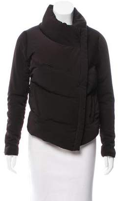Kolor Quilted Puffer Jacket