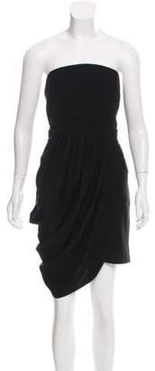 A.L.C. Strapless Mini Dress