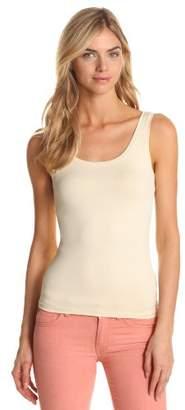 Karen Kane Women's Long Super Soft Tank Shirt