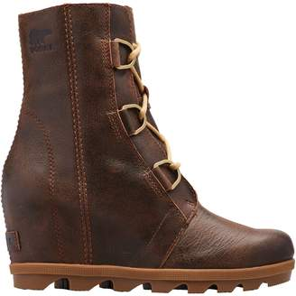 Sorel Joan of Arctic Wedge II Lace-Up Leather Boots