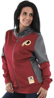 Majestic Women's Washington Redskins Speedy Fly Jacket