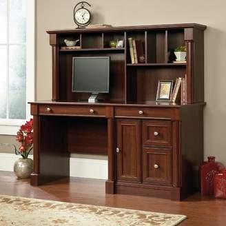 Three Posts Henley Computer Desk with Hutch