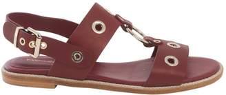 Vanessa Bruno Leather sandals