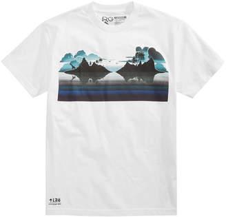 Lrg Men's Island Horizon Graphic T-Shirt