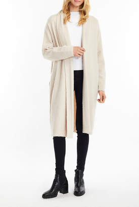Look By M Heather Shawl, collar cardigan