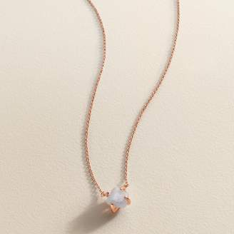 Lauren Conrad Blue Quartz Necklace