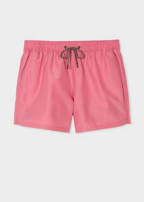 Paul Smith Men's Pink Swim Shorts