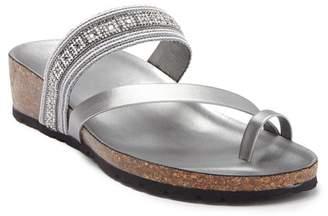 Italian Shoemakers Mace Wedge Sandal