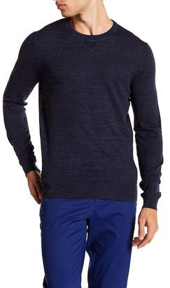 BOSS Nelino Slim Fit Cotton Crewneck Sweater