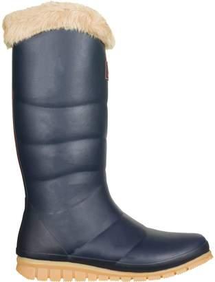 Joules Downton Fur Collar Boot - Women's