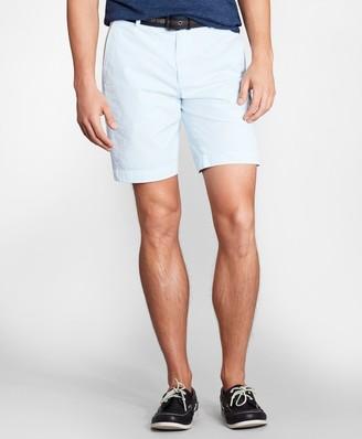 Brooks Brothers Stripe Seersucker Shorts