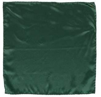 Bijan Woven Silk Pocket Square