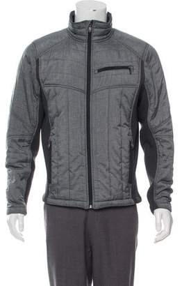 Spyder Rib Knit Winter Jacket