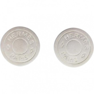 Hermes Clou de Selle earrings