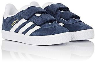 differently acc34 60f7d adidas Kids Gazelle Suede Sneakers - Navy