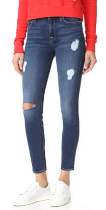 7 For All Mankind b(air) Ankle Skinny Jeans $189 thestylecure.com
