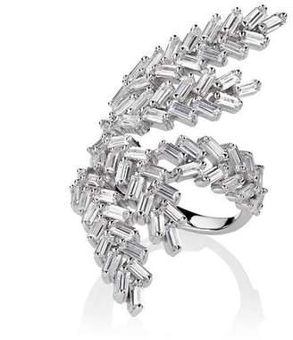 Fallon Monarch Deco Fern Ring