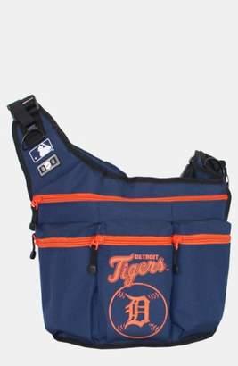 Diaper Dude 'Detroit Tigers' Messenger Diaper Bag