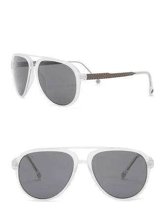 Vince Camuto 58mm Aviator Sunglasses