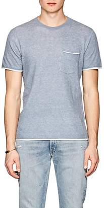 Rag & Bone Men's Tripp Double-Layer T-Shirt