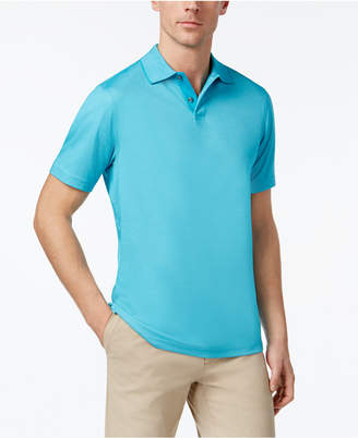 Tasso Elba Men Supima Blend Cotton Polo