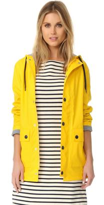 Petit Bateau Raincoat $206 thestylecure.com