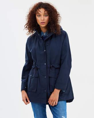 J.Crew The Perfect Raincoat