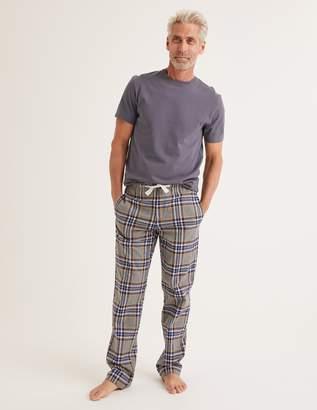 Boden Flannel Pajama Bottoms