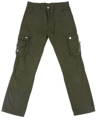 ItsyourturnB Outdoor Sports Pants Multi-Pocket Overalls Casual Pants Hiking Trousers