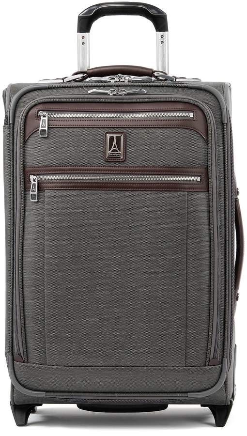 Travelpro TravelPro Platinum Elite 22#double; Expandable Carry-On Rollaboard