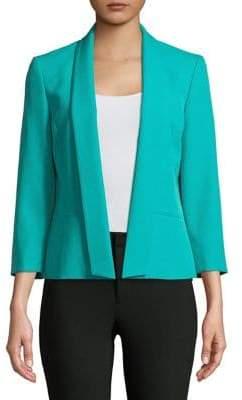 Nipon Boutique Stretch Crepe Jacket
